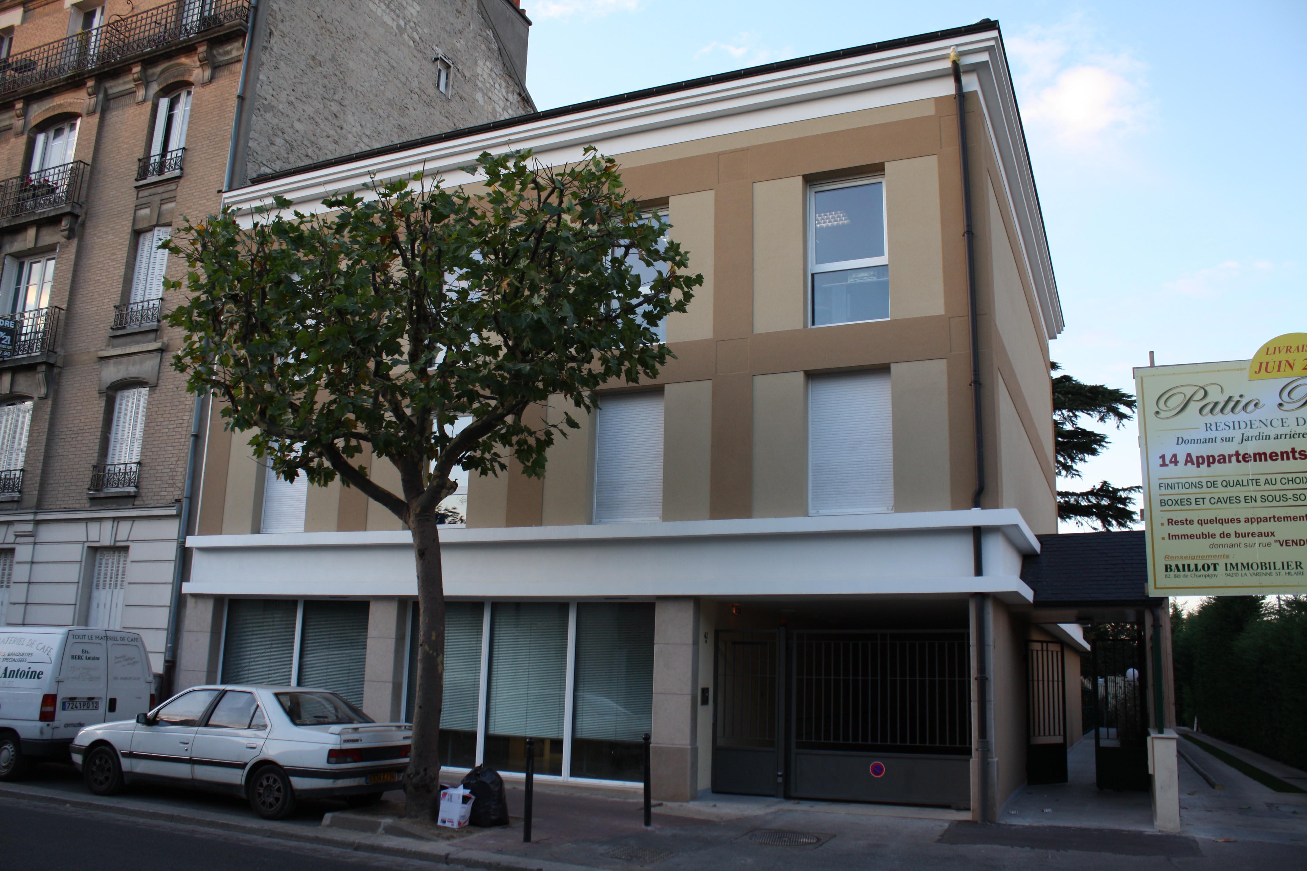 nr 10 a 2009-Saint maur